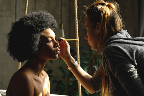 Make Up Artist Schule Berlin