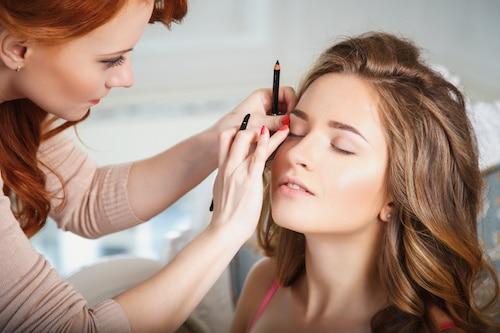 Make Up Artist Schulung Berlin