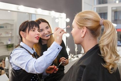 Make Up Kurs mit Zertifikat Berlin